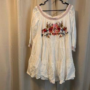 FP off the shoulder dress